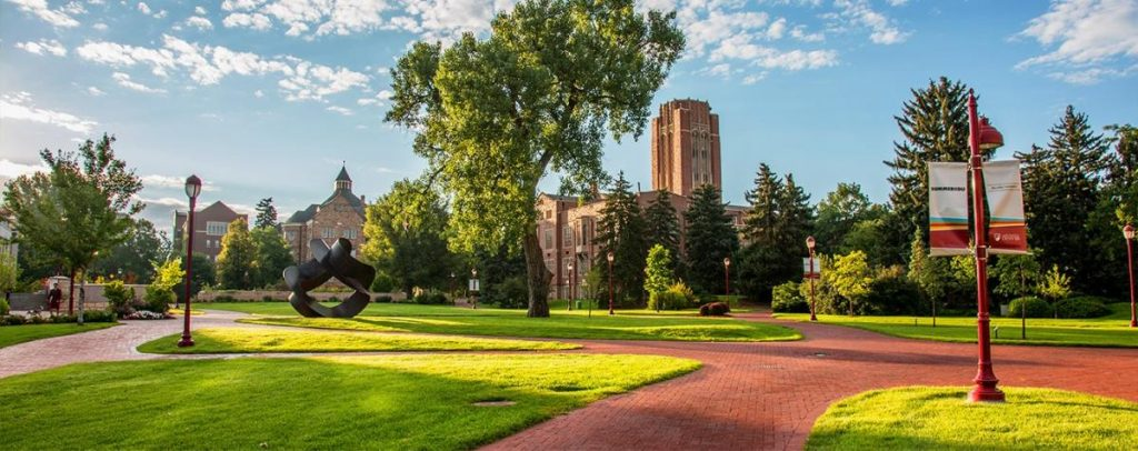 The University of Denver Campus