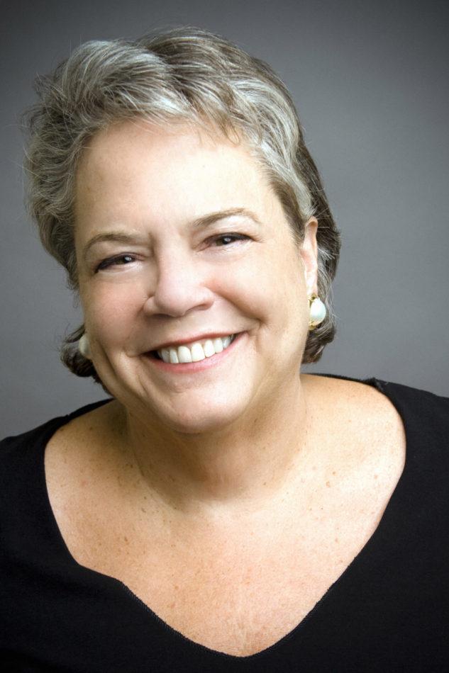 Headshot of Carolyn Reidy